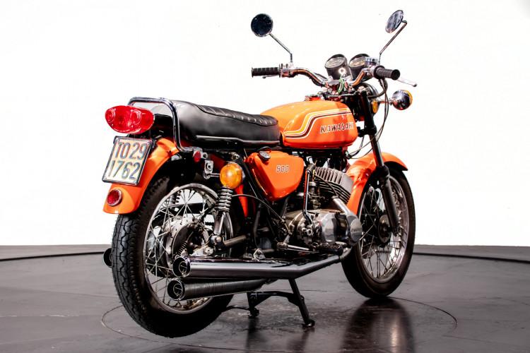 1972 KAWASAKI 500 H1B 4