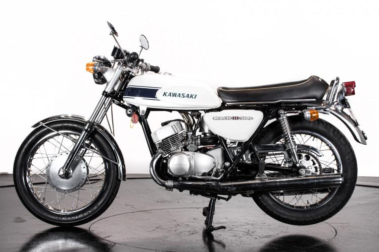 1970 Kawasaki Mach III H1 500 0