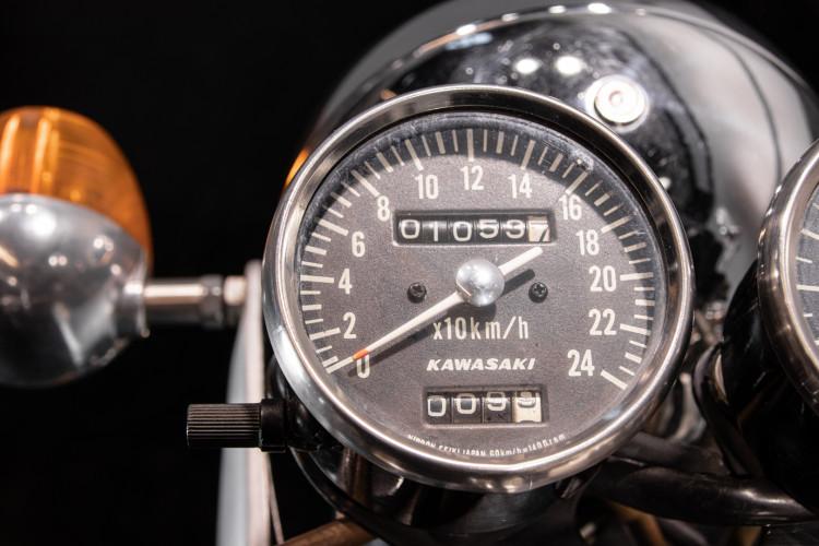1970 Kawasaki Mach III H1 500 22