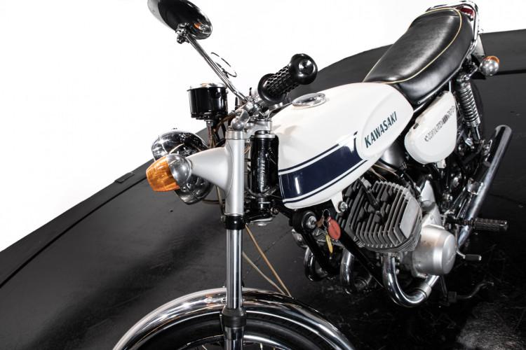 1970 Kawasaki Mach III H1 500 24