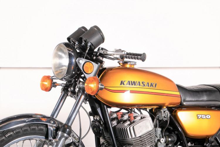 1972 Kawasaki H2 750 10