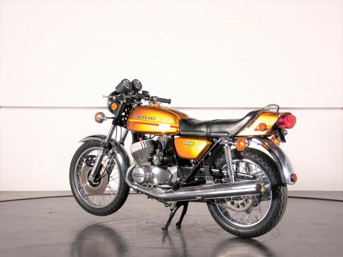 1972 Kawasaki H2 750 2