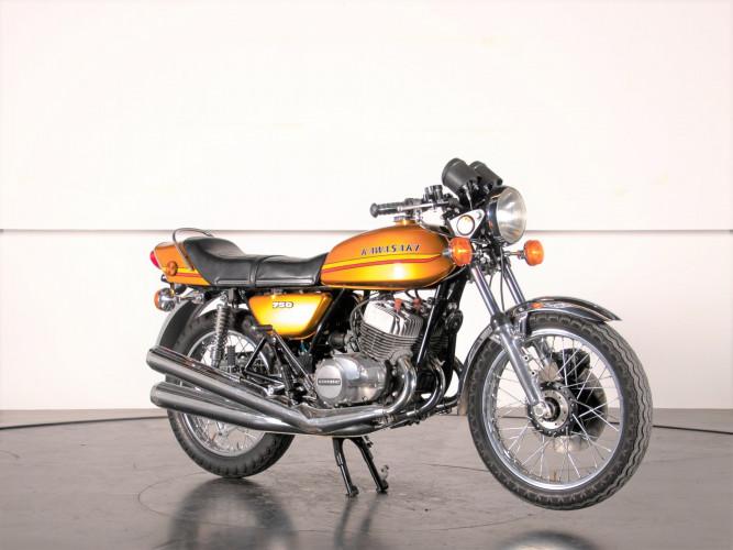 1972 Kawasaki H2 750 6