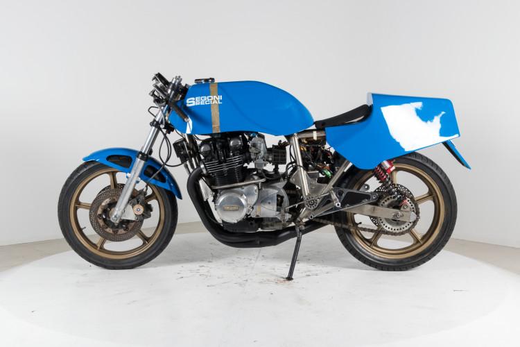 1980 Kawasaki Segoni 900 Testa Nera 0