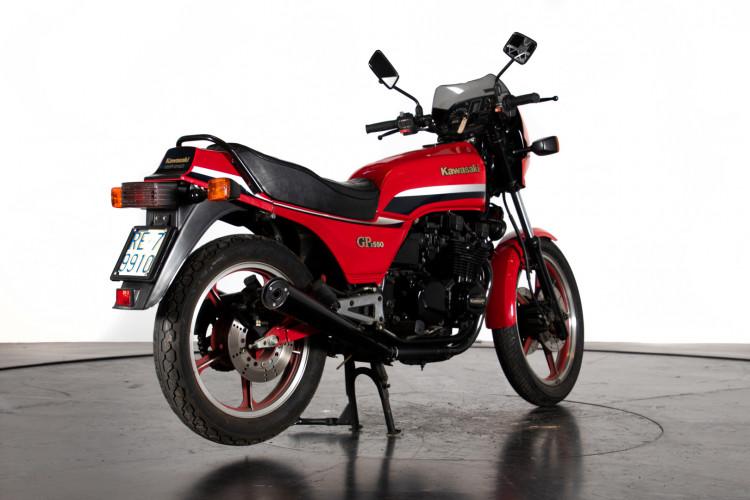 1983 Kawasaki KZ 550 5