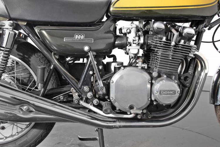 1973 Kawasaki 900 Testa Nera 10