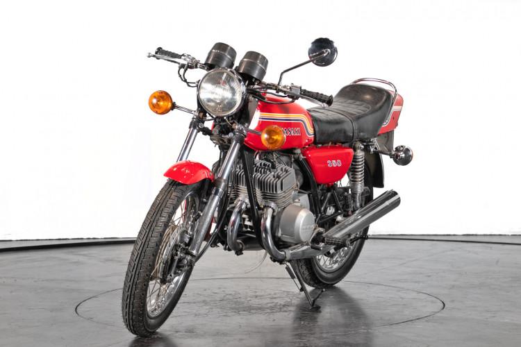 1972 Kawasaki 350 1