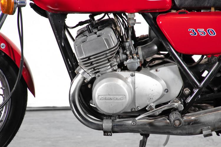 1972 Kawasaki 350 6