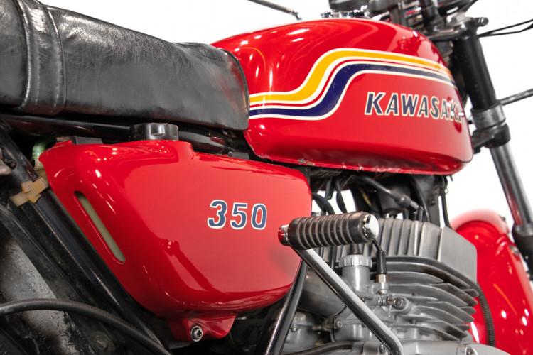 1972 Kawasaki 350 8
