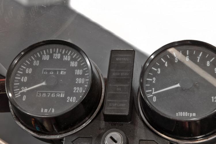 1976 Kawasaki Bimota 900 8