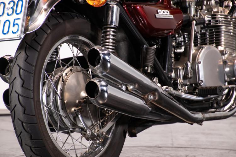 1975 Kawasaki Z1 Super 4 5