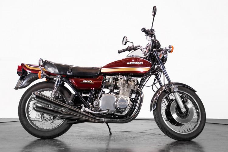 1975 Kawasaki Z1 Super 4 3