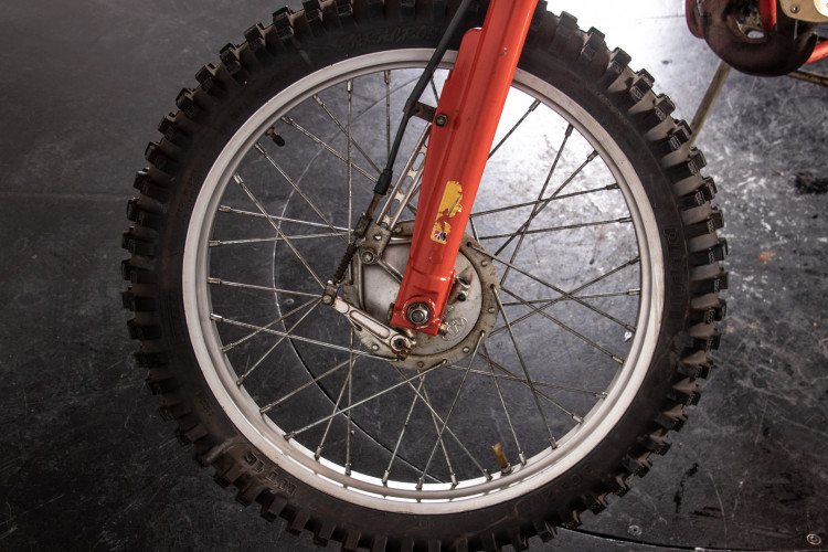 1980 KTM 125 RV 5