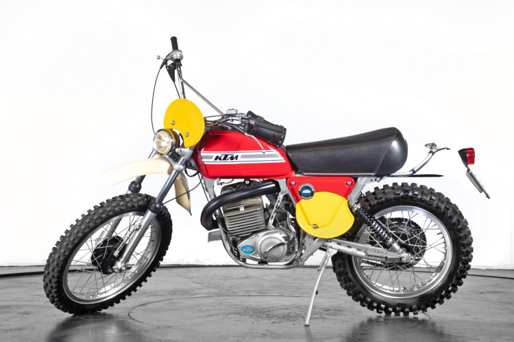 1975 KTM 250 GS 0