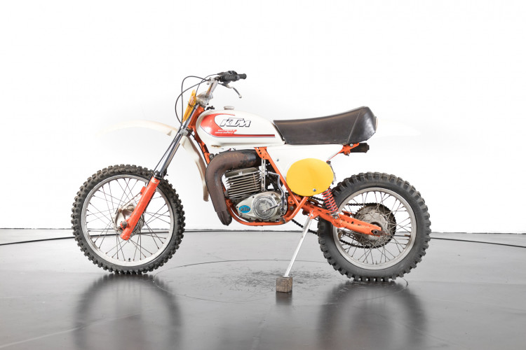1978 KTM 250 0