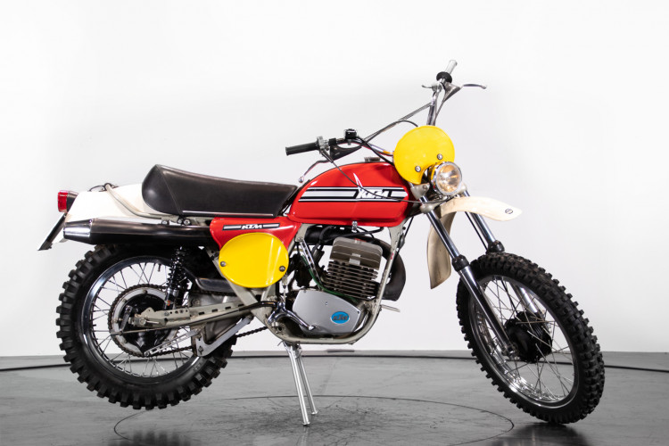 1976 KTM 250 4
