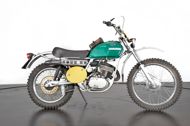 1973 KTM 100 GS 2
