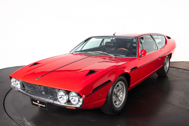1970 Lamborghini Espada II° Serie 8