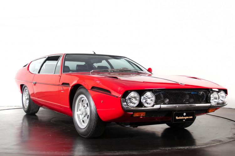 1970 Lamborghini Espada II° Serie 6