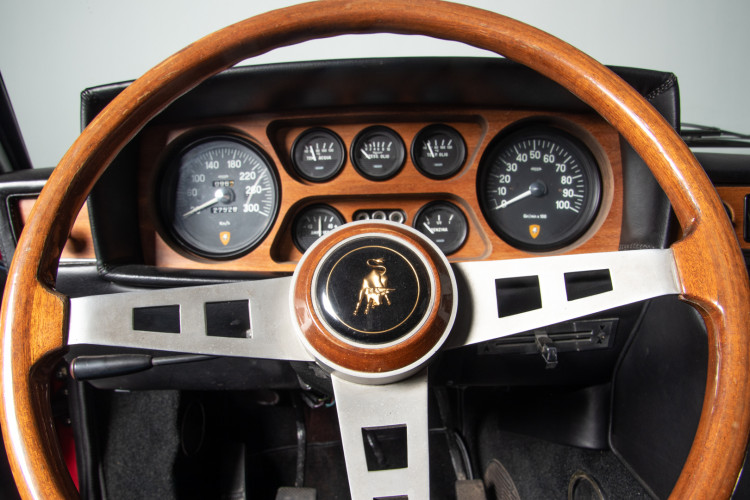 1970 Lamborghini Espada II° Serie 20