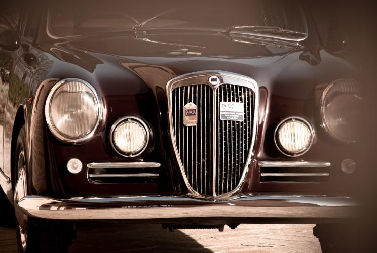 1952 Lancia Aurelia B20 II Serie 9