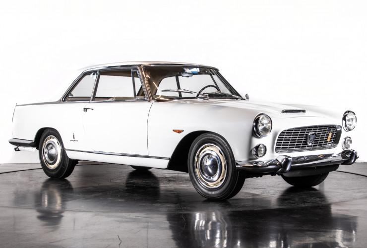 1960 LANCIA FLAMINIA COUPÈ 2.5L Pininfarina 7