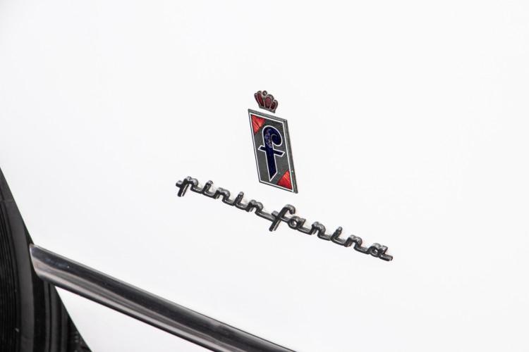 1960 LANCIA FLAMINIA COUPÈ 2.5L Pininfarina 9