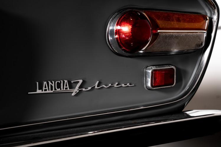 1965 Lancia Fulvia Coupé 12
