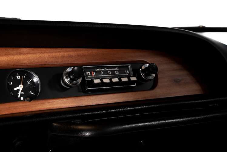 1965 Lancia Fulvia Coupé 20