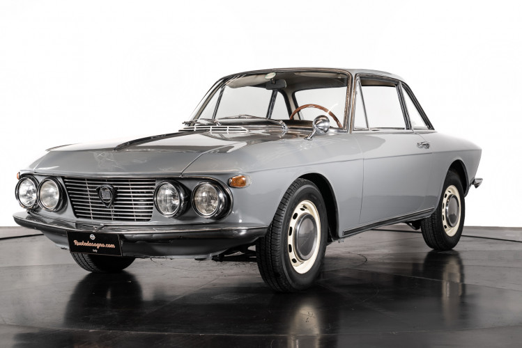 1965 Lancia Fulvia Coupé 0