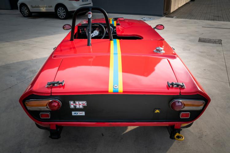 1973 Lancia Fulvia F&M Targa Florio Replica 10