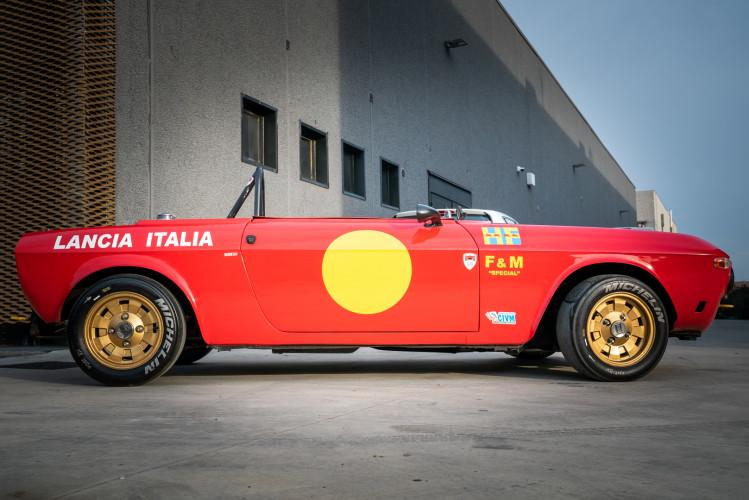1973 Lancia Fulvia F&M Targa Florio Replica 59