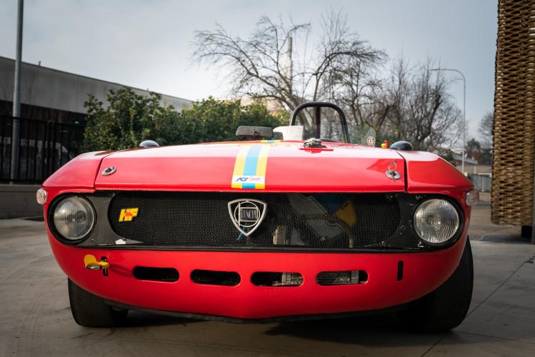 1973 Lancia Fulvia F&M Targa Florio Replica 25