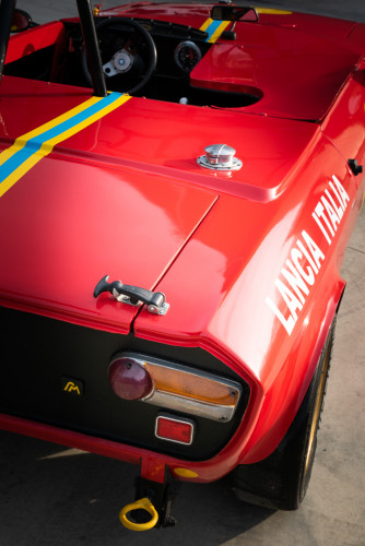 1973 Lancia Fulvia F&M Targa Florio Replica 38