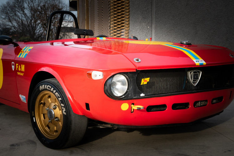 1973 Lancia Fulvia F&M Targa Florio Replica 1