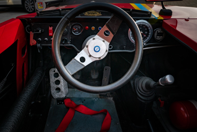 1973 Lancia Fulvia F&M Targa Florio Replica 4