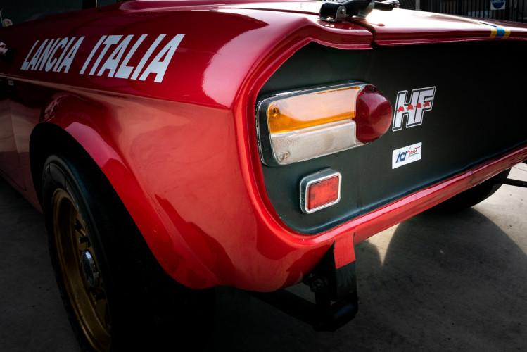 1973 Lancia Fulvia F&M Targa Florio Replica 42