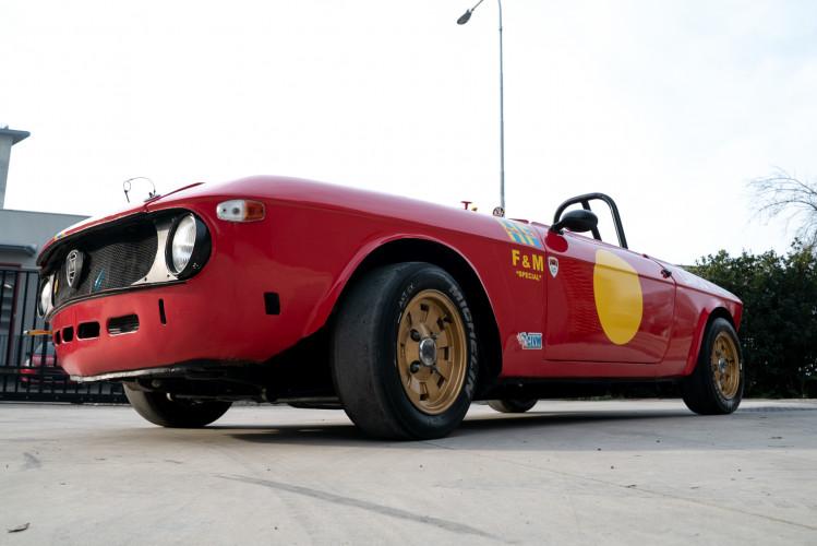 1973 Lancia Fulvia F&M Targa Florio Replica 3