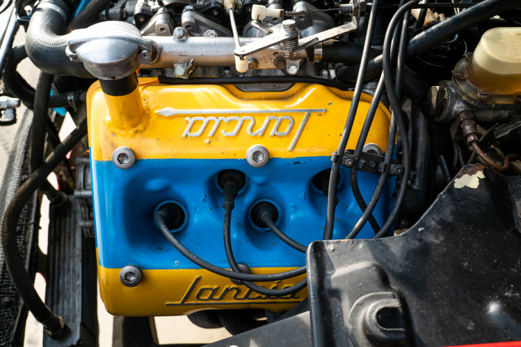 1973 Lancia Fulvia F&M Targa Florio Replica 55
