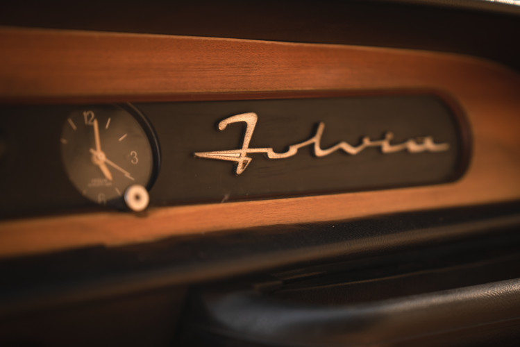1966 Lancia Fulvia Coupé 1.2 24