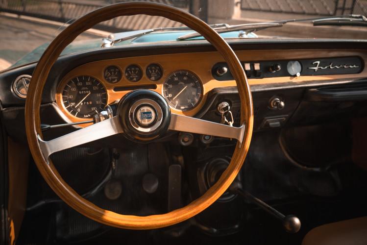1966 Lancia Fulvia Coupé 1.2 29
