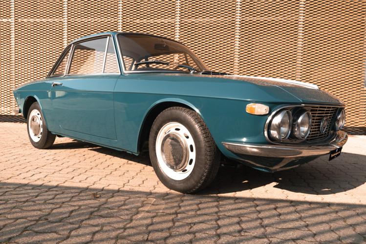 1966 Lancia Fulvia Coupé 1.2 7