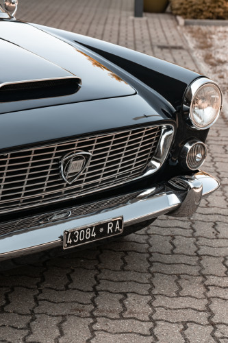 1960 Lancia Flaminia Coupé Pininfarina 2.5 25