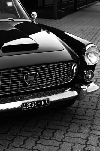 1960 Lancia Flaminia Coupé Pininfarina 2.5 26