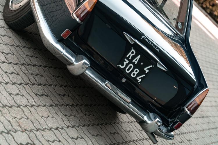 1960 Lancia Flaminia Coupé Pininfarina 2.5 14