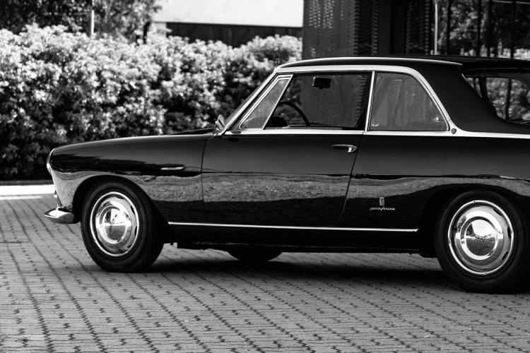 1960 Lancia Flaminia Coupé Pininfarina 2.5 22