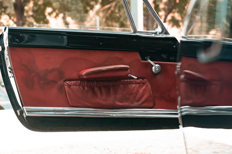 1960 Lancia Flaminia Coupé Pininfarina 2.5 45