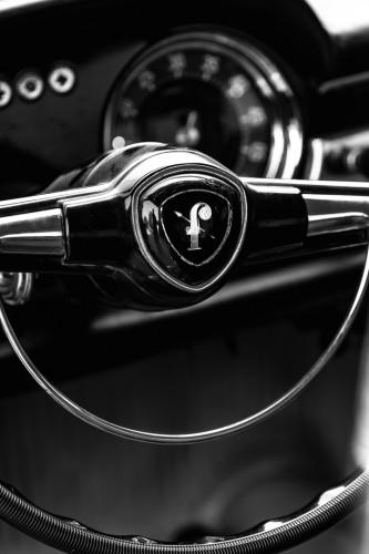 1960 Lancia Flaminia Coupé Pininfarina 2.5 34