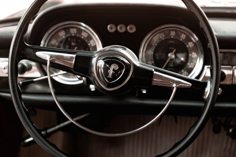 1960 Lancia Flaminia Coupé Pininfarina 2.5 46