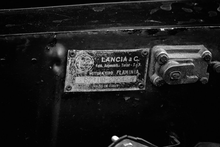 1960 Lancia Flaminia Coupé Pininfarina 2.5 65
